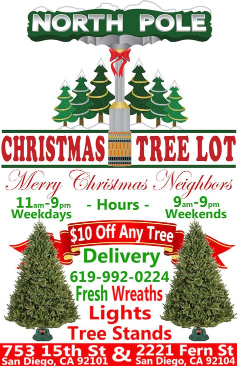 christmas trees for sales flyers makers quarter makers quarter