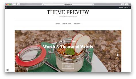 tutorial fotografi makanan 40 tema wordpress gratis dan terbaik 2018