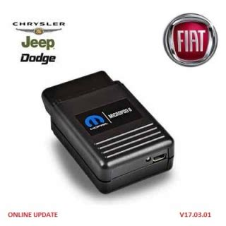 Fiat Witech Witech Micropod 2 Diagnostic Tool V17 03 01 For Fiat Dodge