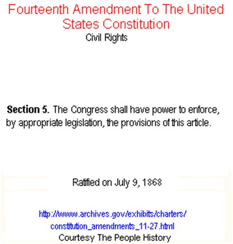 fourteenth amendment section 1 section 5 of 14th amendment k k club 2017
