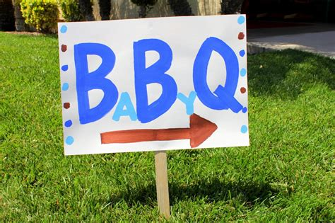 Baby Bbq Shower by Whimsy Wise Events Babyq Baby Shower