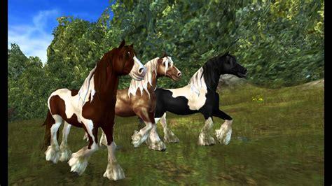 Tinker Horse Star Stable   tinker horses star stable online youtube