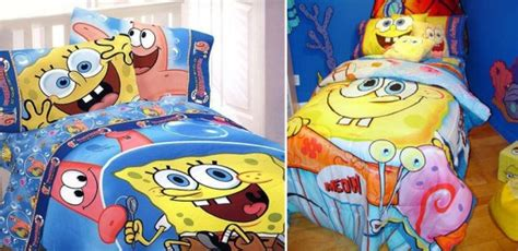 spongebob bedroom decor bedroom d 233 cor ideas inspired by spongebob squarepants