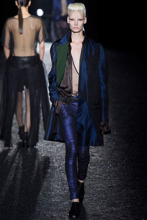 Fashion Critic At Fashion Rocks by Haider Ackermann Summer 2014 Searching For Style