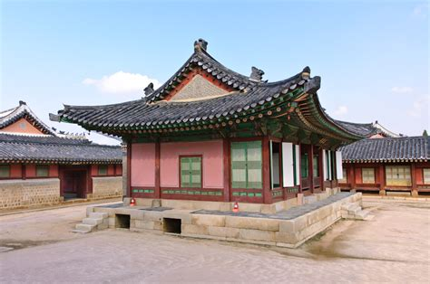 South Korean Architecture Image Gallery Korean Architecture