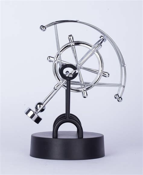 office desk toys rudder cosmos revolving perpetual motion machine popular