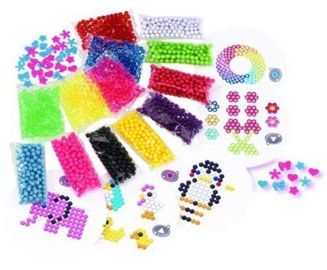 aqua bead aqua bumper bead set toys zavvi