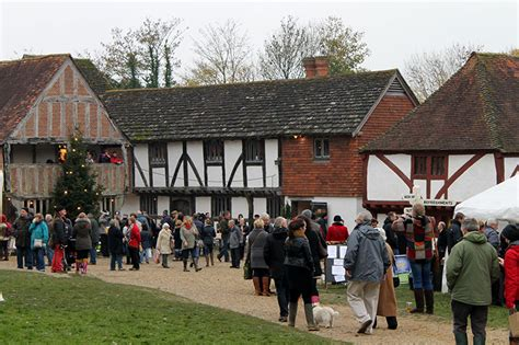 singleton christmas fair photo s weald and downland open