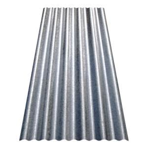 white metal roofing sheets 8 ft corrugated galvanized steel utility roof panel