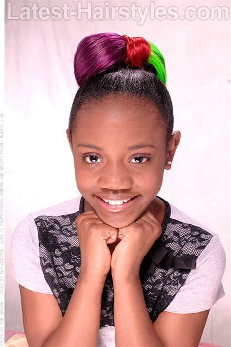 pre teen hair styles pictures 15 stinkin cute black kid hairstyles you can do at home
