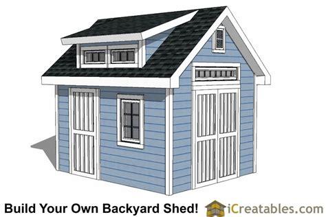 shed plans building   storage shed