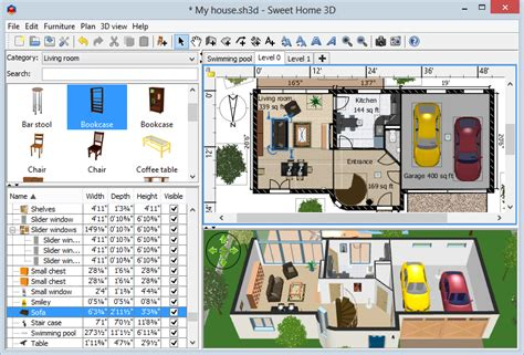 3d home design software open source 15 best free open source cad software h2s media