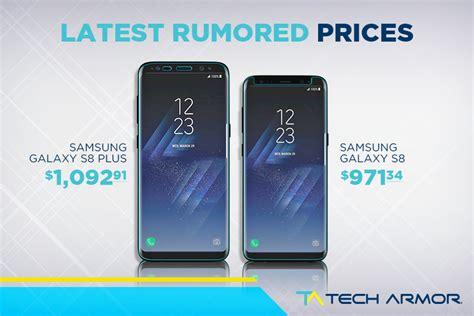 Samsung S8 Plus Black Armor Keysion Future S8 Plus samsung galaxy s8 more news and rumors techarmor