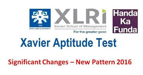 xat test pattern 2015 5 significant changes in the new xat 2016 pattern handa
