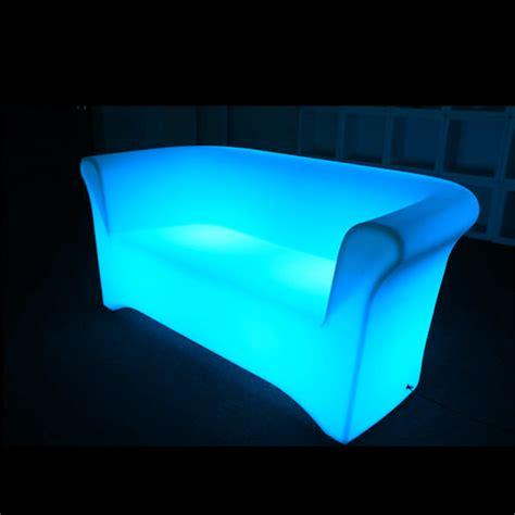 led couch led sofa led sofa furnitures rsg lights private delhi id