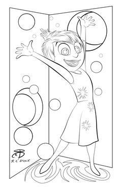 ivy joy coloring pages rcbrock here happy monday internet here s a new drawing