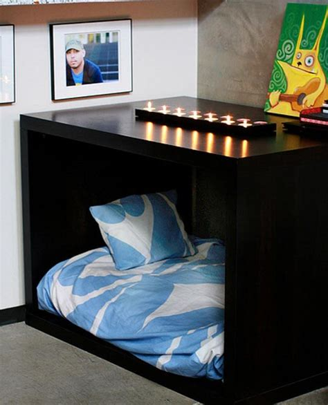 ikea dog bed cool creative way to design dog beds wooftalk