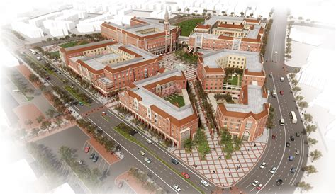 News · The Village at USC