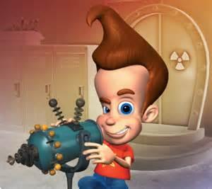 jimmy neutron boy genius cartoon nick