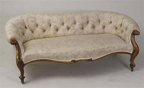 french style sofas uk a 19th century french style walnut sofa lot 237 busby
