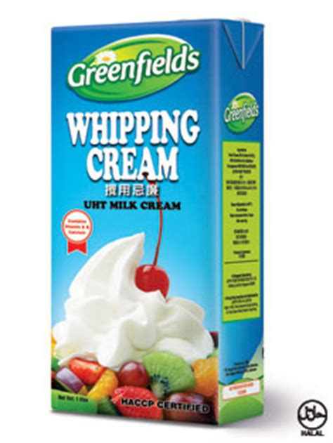 cara membuat whipping cream greenfields food service