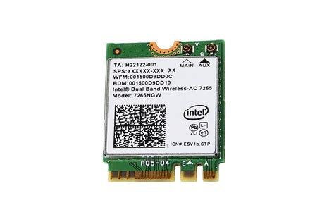 Wifi Id Card solved upgrading the wifi card for hp envy 15t ae116tx