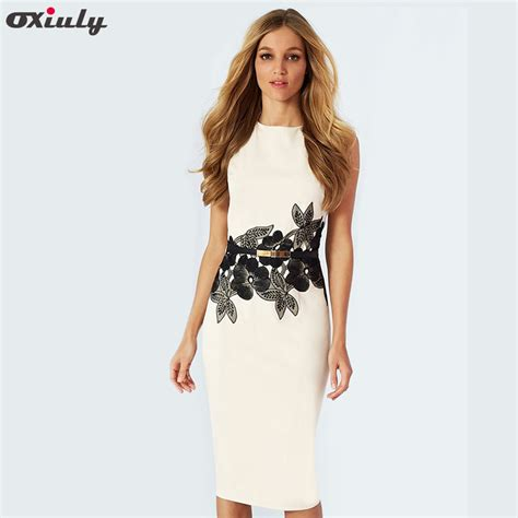 Flowery Dress By Delima Style oxiuly 2017 new style summer brief dress fashion white casual womens wear floral print
