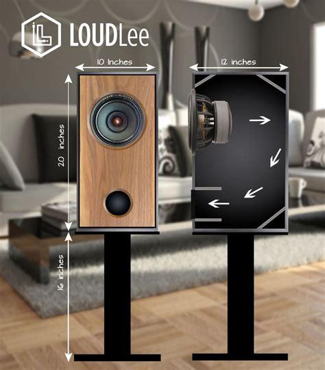 home audio speaker cabinets 346 best speaker plans images on pinterest