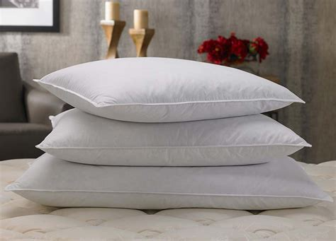 Pillows For by Buy Luxury Hotel Bedding From Marriott Hotels Feather