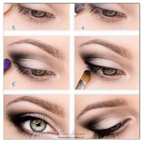 eye makeup tutorial no eyeliner hooded eyes makeup tips her nourished