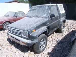 1990 Daihatsu Rocky For Sale Used Salvage Daihatsu Rocky 1 6l 4 1990 For Sale China