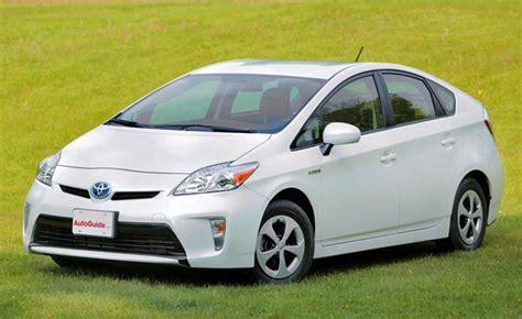 Toyota Prius Recalls Toyota Prius Recall Affects 1 9m 187 Autoguide News