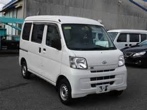 Daihatsu Agents Used Hijet Cargo Daihatsu For Sale Cfj0033495 Car From Japan