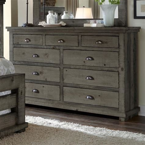 progressive willow bedroom set progressive furniture willow p600 23 distressed pine