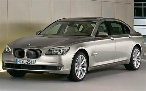 used 2009 bmw 7 series for sale pricing features edmunds