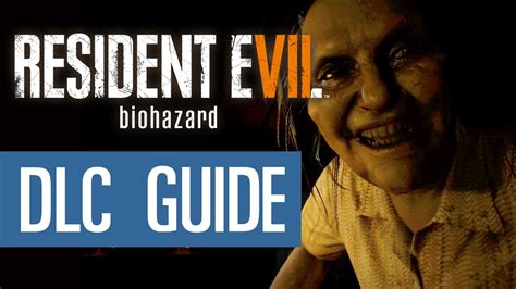 resident evil 7 schlafzimmer dlc guide walkthrough