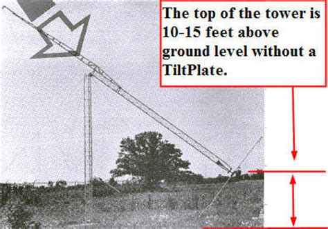 50ft tilt crank up tower w pics page 3 worldwidedx radio forum