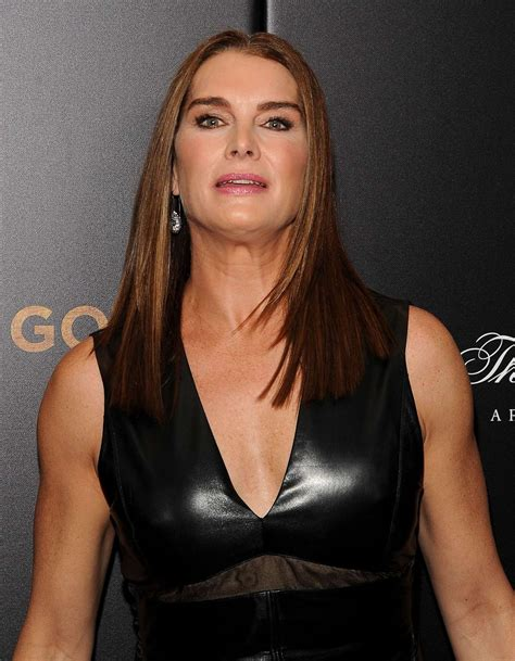 brook shields brooke shields at woman in gold premiere in new york