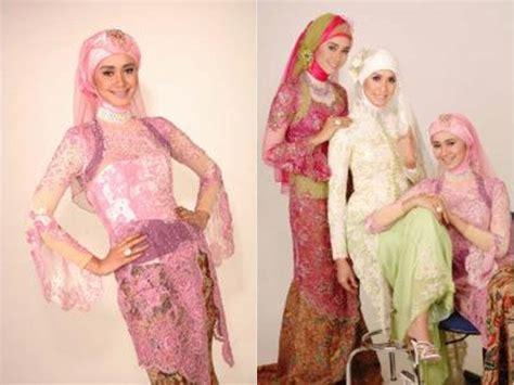 Baju Muslim Kebaya Remaja model baju kebaya muslim yang elegan
