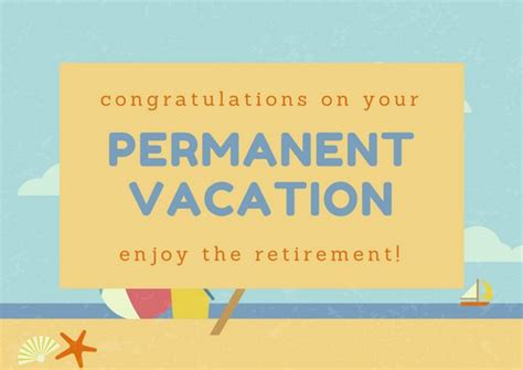 happy retirement free printable retirement card greetings island