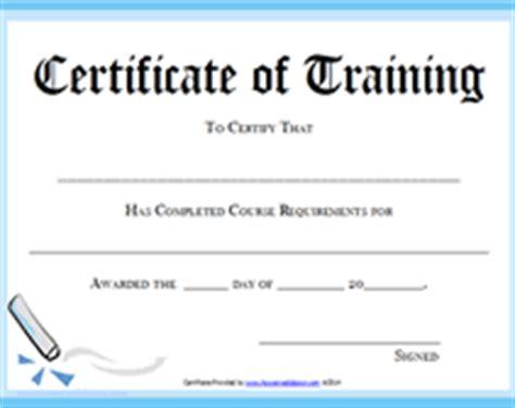 Certificates For Training Minnesota Rule 220 Birth Certificate Template