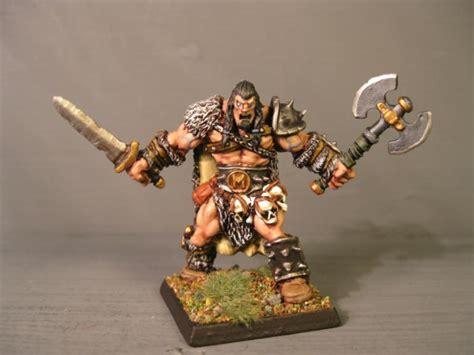 professional painting workshop miniatures barbarian pathfinders pro painted reaper reaper
