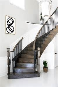 Stair Wall Art by 6 Stylish Stairway Gallery Walls