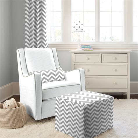 cheap glider and ottoman set for nursery cheap nursery chairs thenurseries
