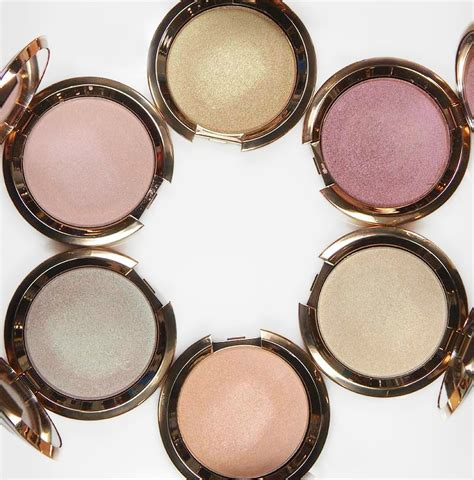 I Lighter Highlighter For The Web by Becca Light Chaser Highlighters Swatches And Review