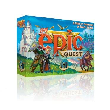 Tiny Epic Quest Box Organiser Insert tiny epic quest version anglaise occasion boutique