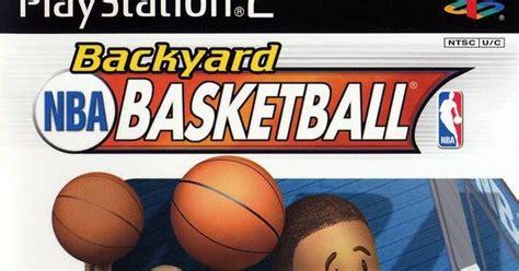 Backyard Ps2 Cheats by Backyard Basketball Ps2