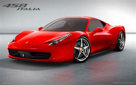 Eleganz und Sportlichkeit   Ferrari 458 Italia   elabia.de