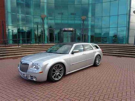 chrysler 300c crd estate with 20 bentley mayfair coilovers