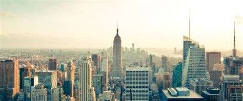 new york tower defense 3440 new york city skyline 21 9 wallpaper ultrawide monitor